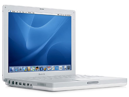 Sell you used iBook G4