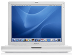 Apple iBook G4/1.2 12-Inch (Late 2004 - Op)