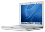 Apple iBook G4/1.2 14-Inch (Early 2004 - Op)