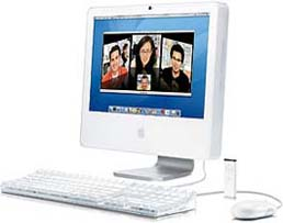 Apple iMac G5/1.9 17-Inch (iSight) - MA063LL/A