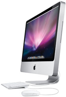 Apple iMac Core 2 Duo 2.66 24-Inch - MB418LL/A