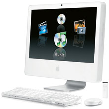 Apple iMac Core 2 Duo 2.16 24-Inch - MA456LL