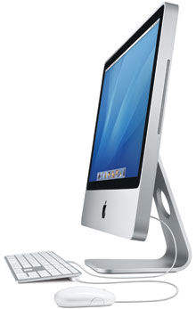 Apple iMac Core 2 Duo 2.4 24-Inch (Al) - MA878LL