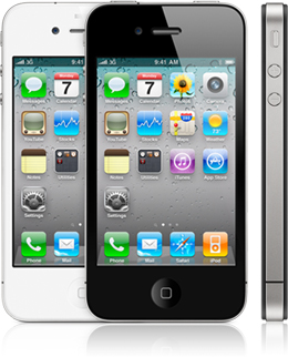 Apple iPhone 4 (GSM) 8, 16, 32 GB  - MC318LL/A