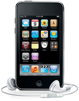 Win a 8GB iPod Touch