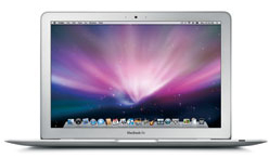 Apple MacBook Air Core 2 Duo 1.6 13-Inch (NVIDIA) - MB543LL/A