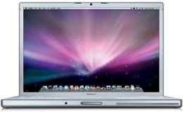 Apple MacBook Pro Core 2 Duo 2.4 15-Inch (SR) - MA896LL/A
