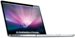 Apple MacBook Pro Core 2 Duo 2.66 17-Inch (Unibody) - MB604LL/A