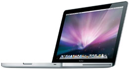 Apple MacBook Core 2 Duo 2.0 13-Inch (Unibody) - MB466LL/A
