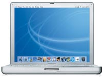 Apple PowerBook G4 1.33 12-Inch (Al) - M9183LL/A