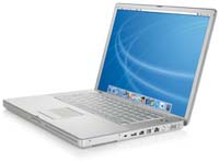 Apple PowerBook G4 1.67 15-Inch (DLSD/HR - Al) - M9969LL/A