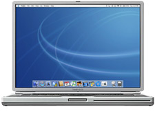 Sell you used PowerBook Ti