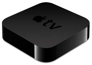 Apple TV (2nd Generation/Black) - MC572LL/A